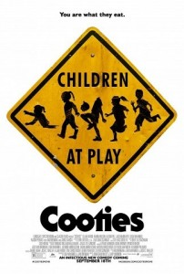 Circle, circle, Dot, dot, – Now you've got the cootie shot